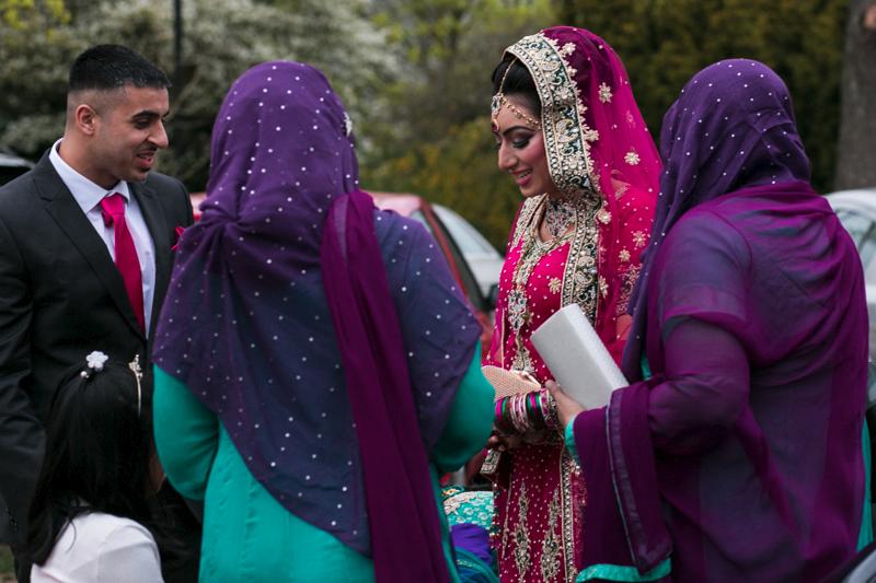 Let's not asian muslim wedding strange